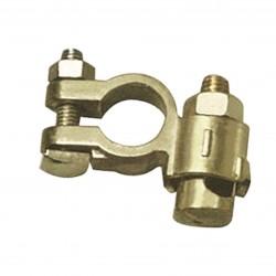 25 cosses batteries dble serrage vl(-) cable 10mm - 0