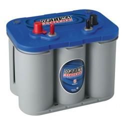 batterie marine optima blue top bt dc - 4.2 55ah 7 - 0