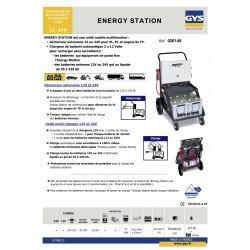 demarreur autonome energy station (sans batterie) - 0