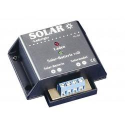 regulateur de décharge solaire sl 53 12v 55w 3.5 m - 0