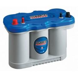 batterie marine optima blue top bt dc - 5.0 66 ah - 0