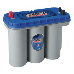 batterie marine optima blue top bt dc - 5.5 75 ah - 0