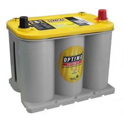 batterie solaire optima yellow top yt r - 3.7 - 0