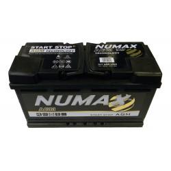 batterie agm  95 ah 850 ah cca   017agm - 0