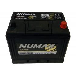 batterie agm  75 ah 720 ah cca   068agm - 0