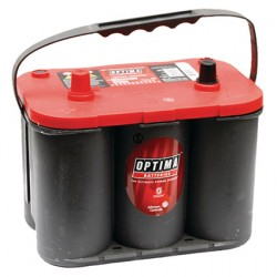 batterie démarage optima red top rt s - 4.2 - 0