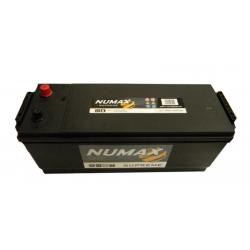 batterie démarrage pl : xs612 - 140 ah 800 c - 0