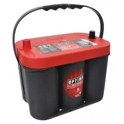 batterie démarage optima red top rt c - 4.2 - 0