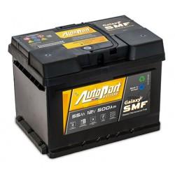 batterie  galaxy smf 60 ah 500 ah - 0