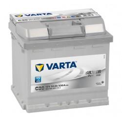 batterie démarrage silver dynamic c30 54 ah - 0