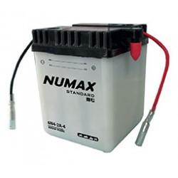 batterie moto  6n4-2a-4 6 v 4ah 35 cca - 0