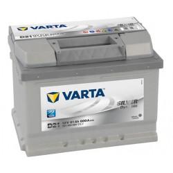 batterie démarrage silver dynamic d21 61 ah - 0