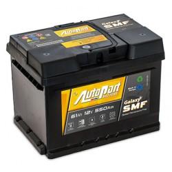 batterie  galaxy smf 62 ah 550 ah - 0