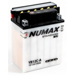 batterie moto  yb12c-a 12 v 12ah 150 cca - 0