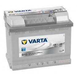 batterie démarrage silver dynamic d15 63 ah - 0