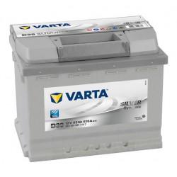 batterie démarrage silver dynamic d39 63 ah - 0