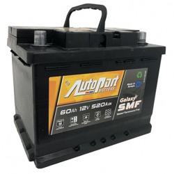 batterie  galaxy smf 60 ah 520 ah - 0