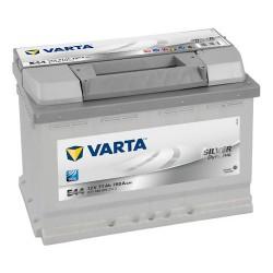 batterie démarrage silver dynamic e44 77 ah - 0