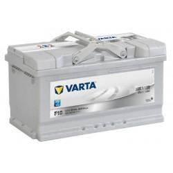batterie démarrage silver dynamic f18 85 ah - 0
