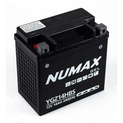 batterie harley  ygz14h-bs  14ah 240 cca - 0