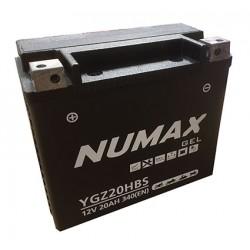 batterie harley  ygz20h-bs  20ah 340 cca - 0