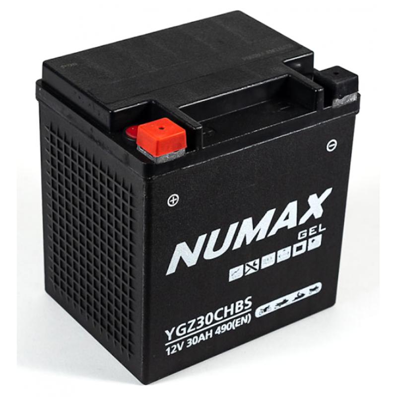 batterie harley  ygz30ch-bs  30ah 490 cca - 0