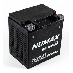 batterie harley  ygz30hl-bs  30ah 490 cca - 0
