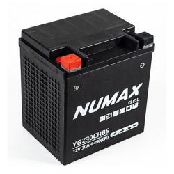 batterie harley  ygz30chl-bs  30ah 490 cca - 0