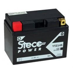 batterie moto  sla 11.2 ah 230 cca - ytz14s - 0