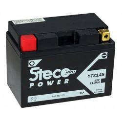 batterie moto  sla 12 ah 210 cca - yt14b-4 - 0