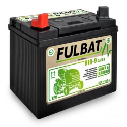 batterie démarrage u1r9 +g 30ah 300 cca - 0