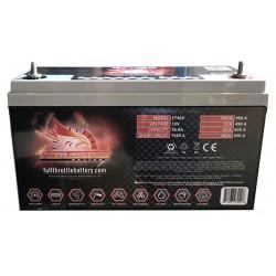 batterie démarrage ft450 fullriver - 0