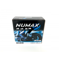 batterie  nh1220 numax vrla 20 ah 275 cca - 1