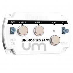 unimos 120.24 2 - répartiteur de charge à mos - 0