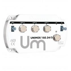 unimos 160.24 3 - répartiteur de charge à mos - 0