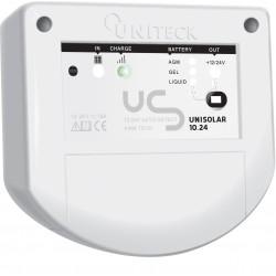 unisolar 10.24 - régulateur de charge  pwm - 10a - 0