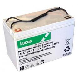 lucas agm fr12  +g m6 - lslc104-12 - 0