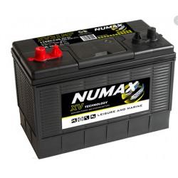 batterie loisir et marine tab xv31mf 12v 110 ah - 0
