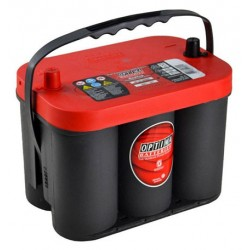 batterie démarage optima red top rt u - 3.7 - 0