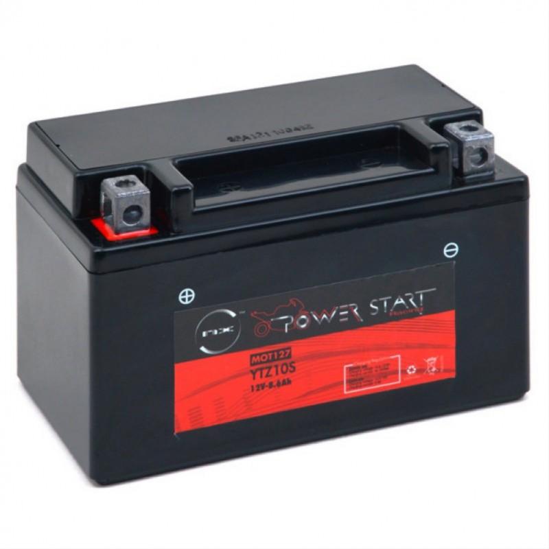 batterie moto ytz10s   ntz10s 12v 8.6ah - 0
