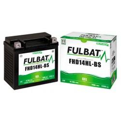 batterie moto gel fhd14hl-bs   etx14l - 0