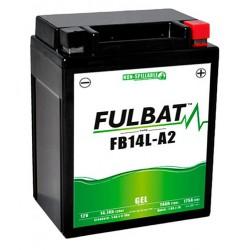 batterie moto fulbat yb14l-a2 - fb14l-a2 - 0