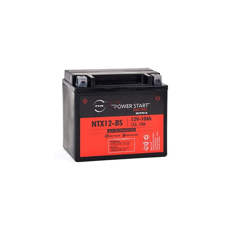 batterie moto ytx12-bs - yb12b-b2 - ntx12-bs - 0