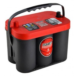 batterie démarage optima red top rt s - 3.7 - 0