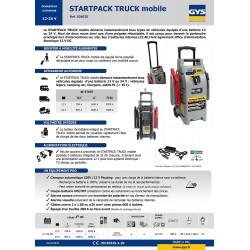 booster plomb 25448 gys startpack truck - 0