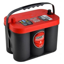 batterie démarage optima red top rt r - 3.7 - 0