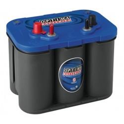 batterie marine optima blue top bt sli - 4.2 50ah - 0