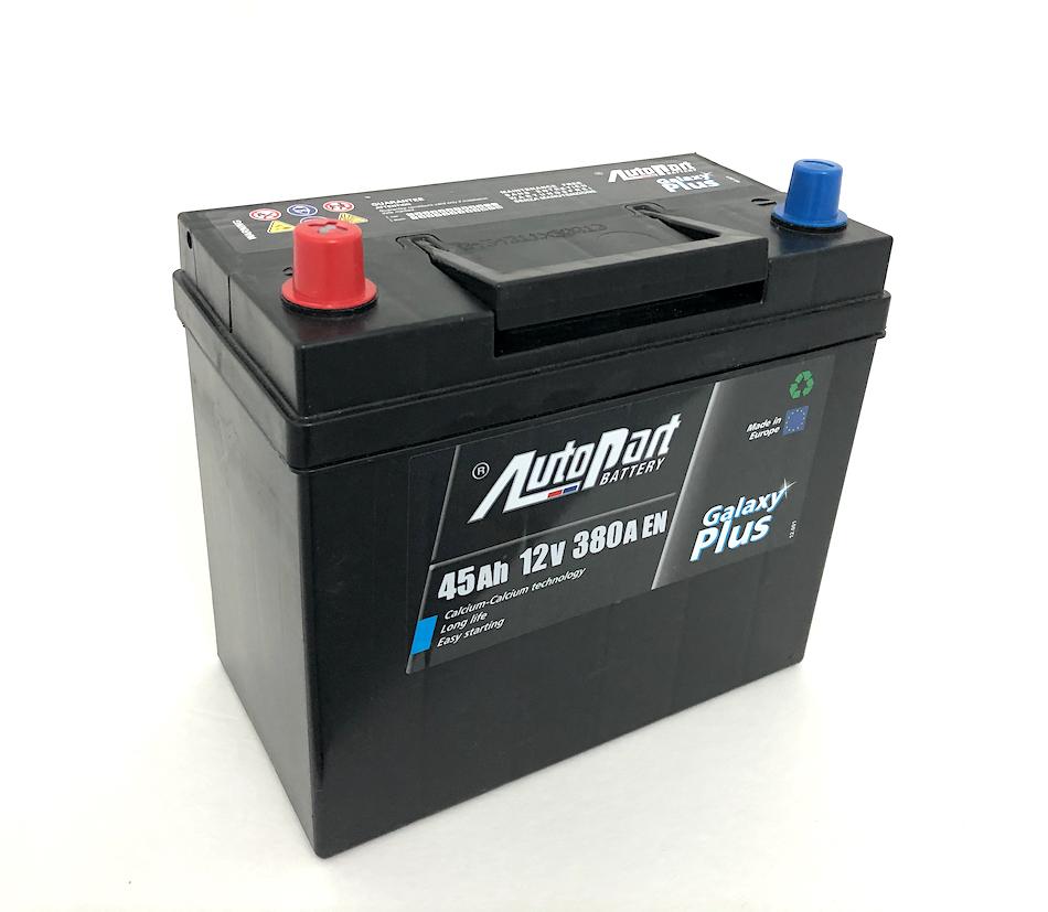 Batterie avec borne JIS