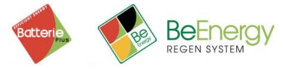 logo BE ENERGY