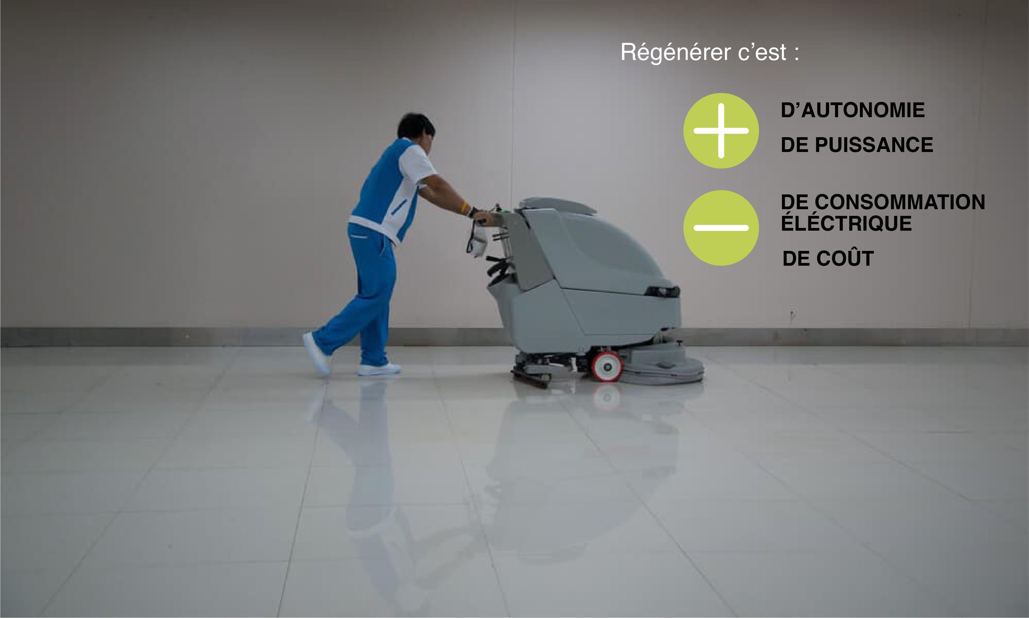 Diagnostic et Régénération batterie motive